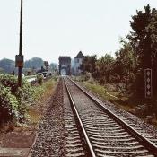 Schleibrücke Lindaunis – Kodak Portra 160 |©mare.photo