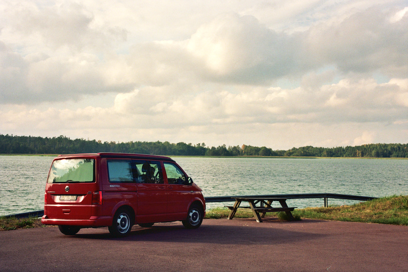 VW T6 California - Kodak Porta 160 | © mare.photo