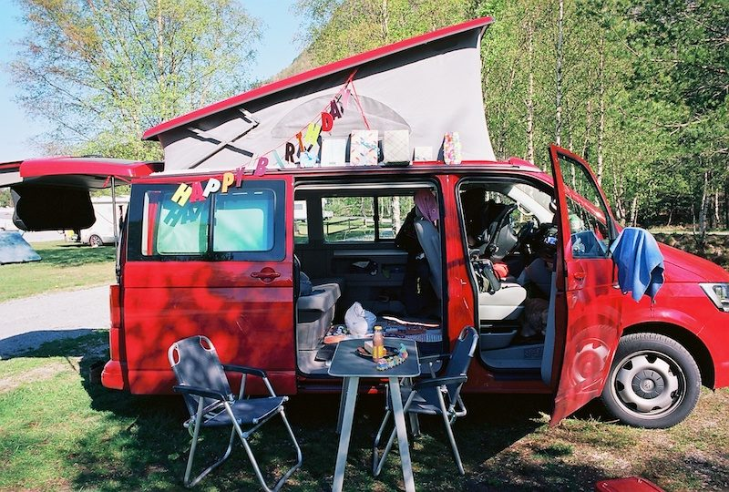 VW T6 California Beach 110KW 4Motion, Kodak Ektar, Leica M Elmarit 2.8 28 asph.
