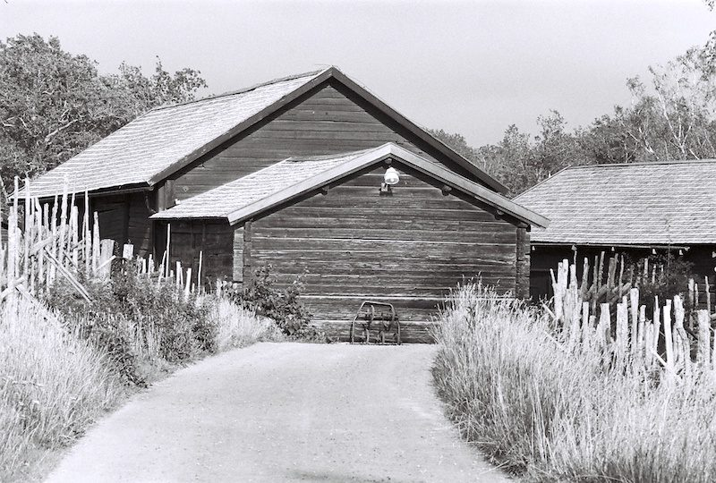 Stensjö By Smaland, Kodak Tri X, Leica M Elmarit 2.8 135mm