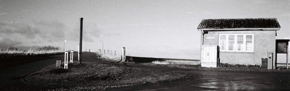 Grenzübergang Norddeich – Siltoft, Grenzübergänge Dänemark-Deutschland, Kodak Tri X, Leica M Elmarit 2.8 28 asph.
