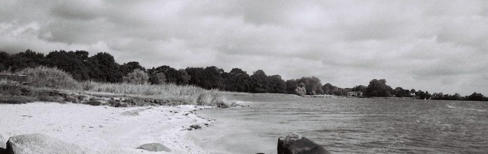 Schlei, Kodak Tmax 100, Leica M Elmarit 2.8 28 asph.